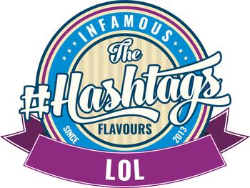Hashtags - LOL