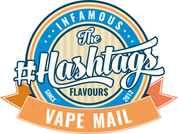 Hashtags - Vape Mail