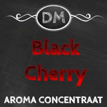 DM - Black Cherry 20ml aroma
