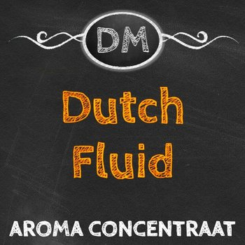 DM - Dutch Fluid 80ml Aroma