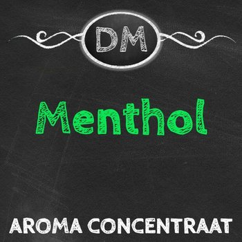 DM - Menthol 80ml aroma