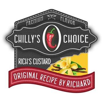Chillys Choice Rich's Custard 20ml