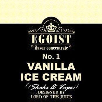 Egoist nr. 01 Vanilla Ice Cream S&V