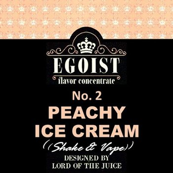 Egoist nr. 02 Peachy Ice Cream S&V