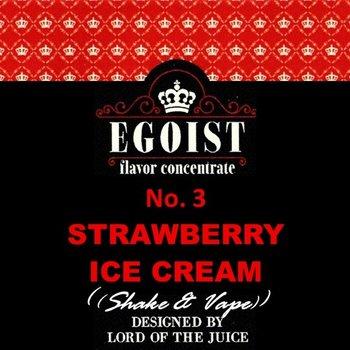 Egoist nr. 03 Strawberry Ice Cream S&V