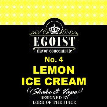 Egoist nr. 04 Lemon Ice Cream S&V