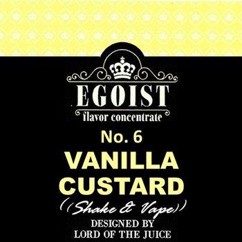 Egoist nr. 06 Vanilla Custard S&V