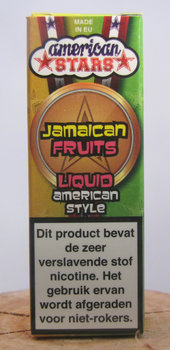 Jamaican Fruits - American Stars