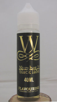 Wooties - Number 21 Black label 40ml