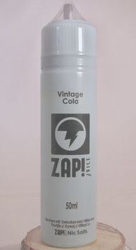 Zap! Vintage Cola 50ml