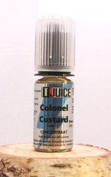 Tjuice - Colonel Custard 10ml