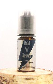 Tjuice - Gold N Brown 10ml