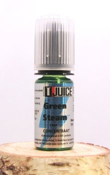 Tjuice - Green Steam 10ml