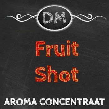 DM - Fruit Shot 80ml aroma