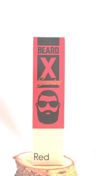 Beard X series - Red