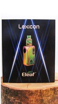Eleaf - Lexicon kit