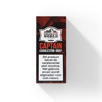 Charlie Noble - Captain Charleston Gray
