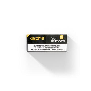 BVC Aspire coils 1,2Ohm (Spryte)