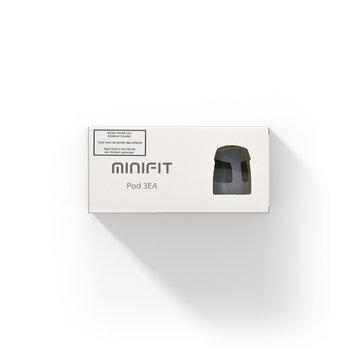 Justfog minifit pod (3st.)