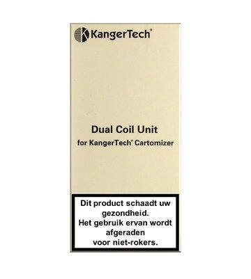 Kanger Dualcoil 0,8 ohm (5x)