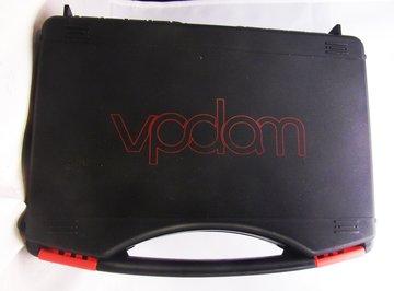 Vpdam tool kit - hard case